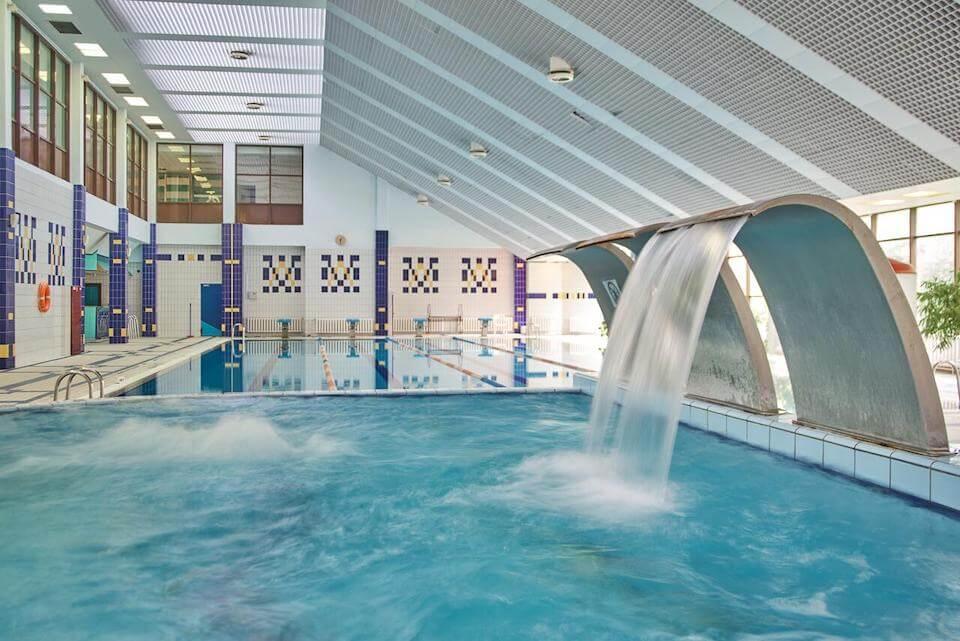 Санатории Подмосковья с бассейном