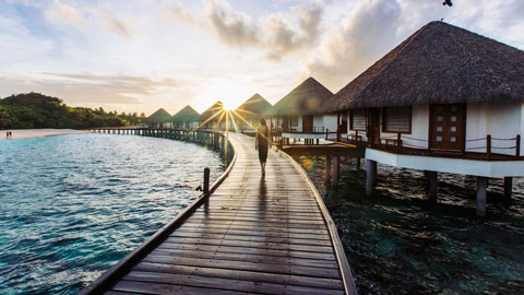 Adaaran Prestige Water Villas - Gold All Inclusive 5*, Мальдивы