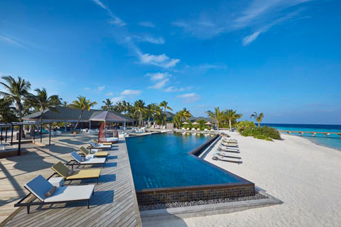 Amari Havodda Maldives 5*, Мальдивы