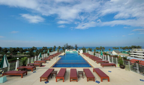 Baumancasa Beach Resort 4*, Пхукет