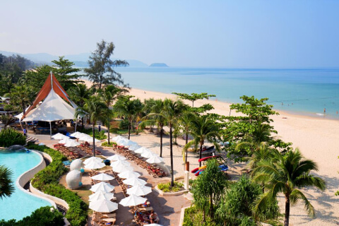 Centara Grand Beach Resort Phuket 4*, Пхукет