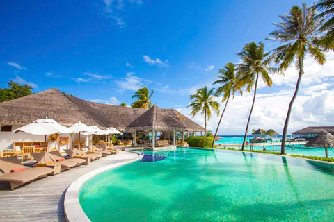 Centara Grand Island Resort & Spa Maldives - Ultimate All Inclusive 5*, Мальдивы