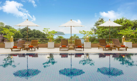 Chanalai Garden Resort, Kata Beach 4*, Пхукет