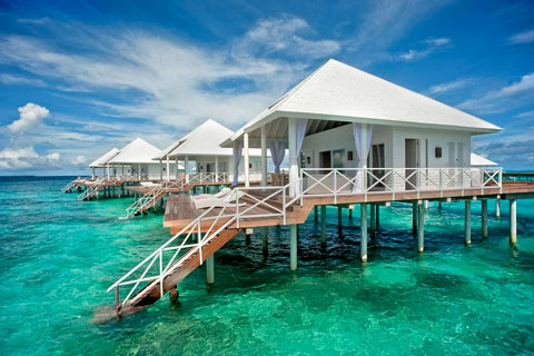 Diamonds Thudufushi Beach and Water Villas 5*, Мальдивы