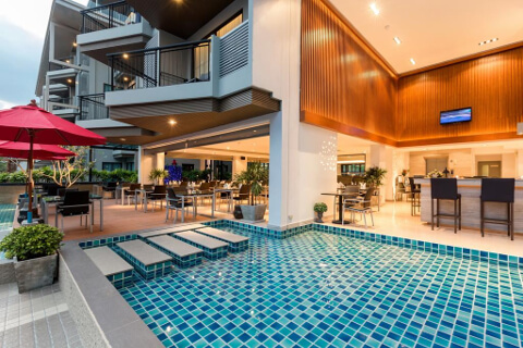 The Charm Resort Phuket 4*, Пхукет