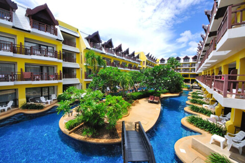 Woraburi Phuket Resort & Spa 4*, Пхукет