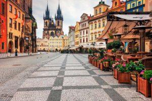 Отели в центре Праги 3 звезды — комфорт и сервис по доступным ценам