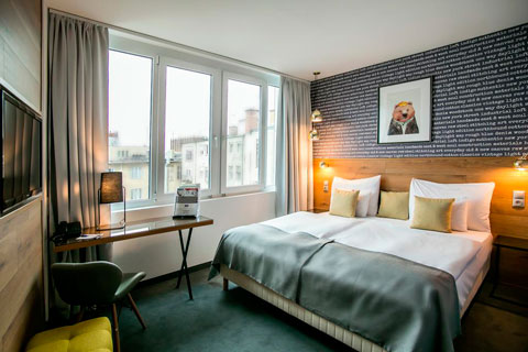 Roombach Hotel Budapest Center 3*, Будапешт