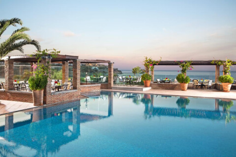 Capsis Oh! All Suite Hotel Deluxe (Capsis Elite Resort) 5*, Крит