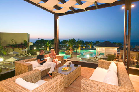 D'Andrea Mare Beach Hotel 4*, Крит