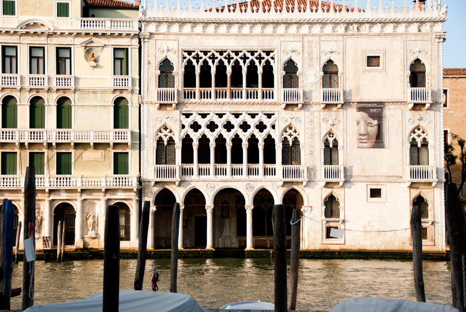 Дворец Ка-д'Оро, Венеция