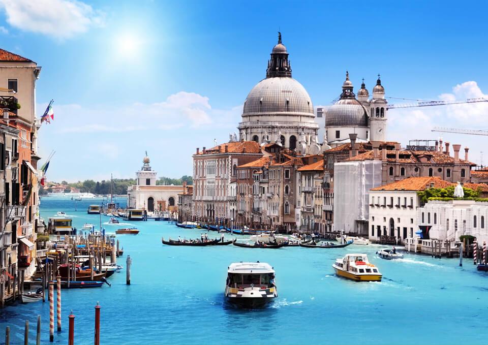 Собор Санта-Мария-делла-Салюте, Венеция
