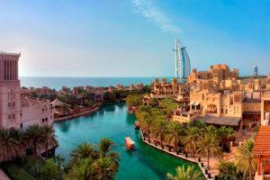 Отели в Дубае с собственным пляжем