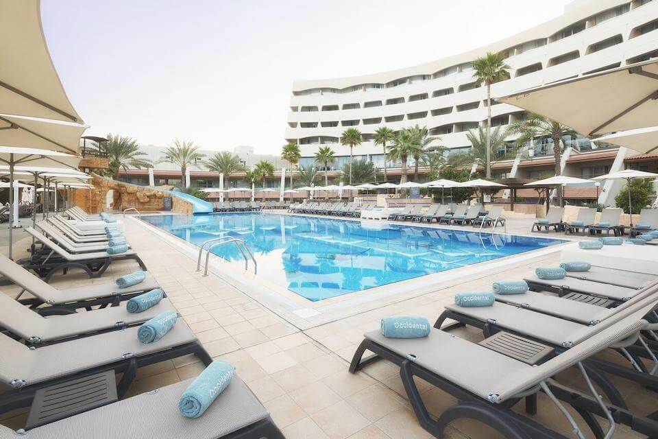 Occidental Sharjah Grand 4*