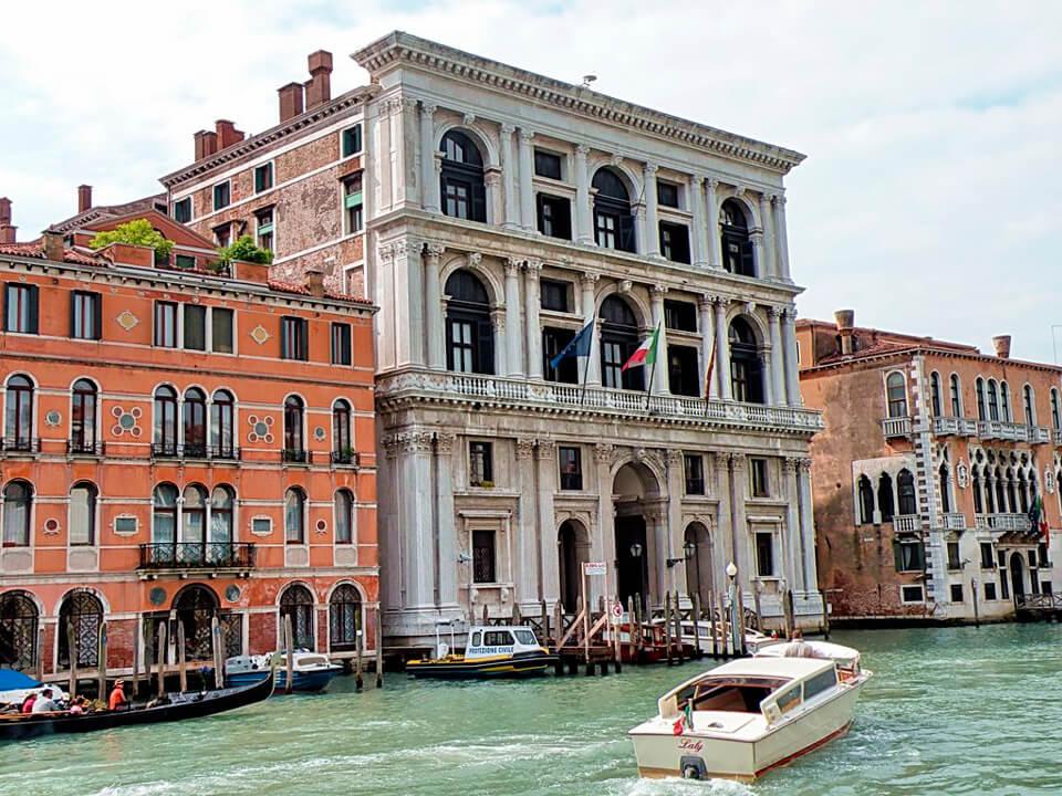 Палаццо Гримани, Венеция