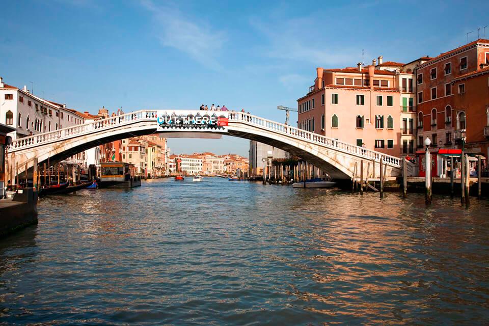 Мост Скальци, Венеция