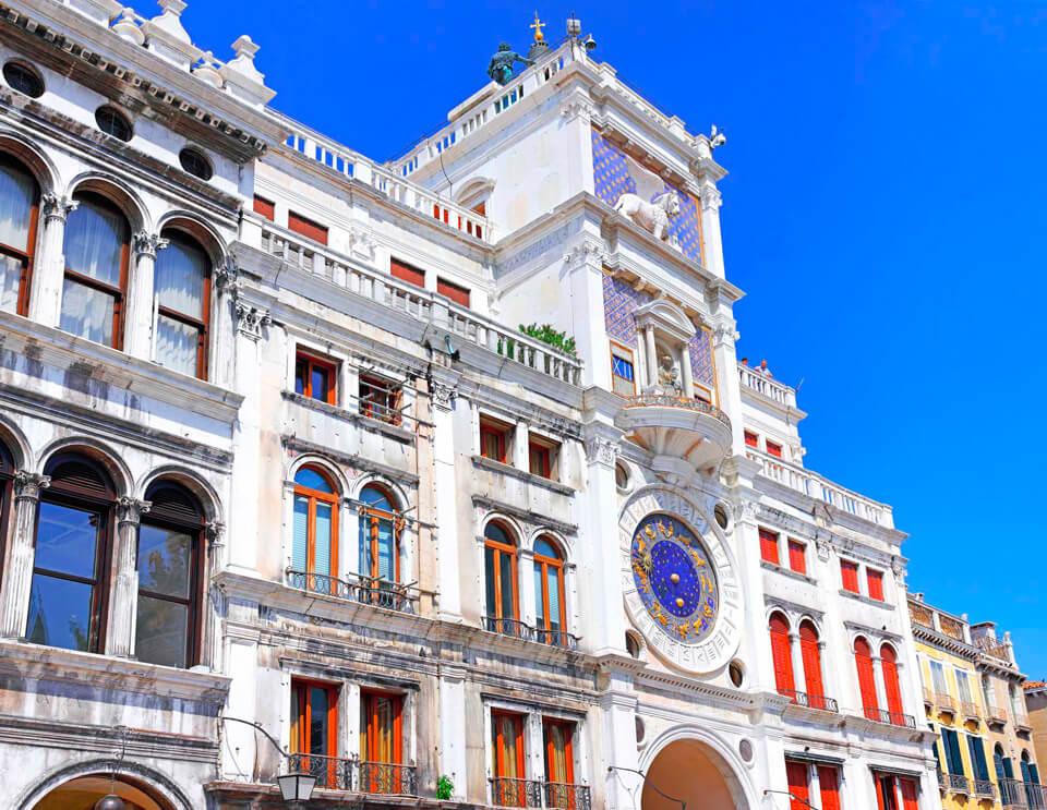 Часовая башня Святого Марка, Венеция