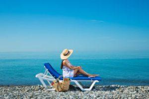 Где отдохнуть в России летом на море