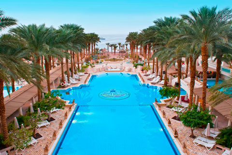 Herods Palace Hotels & Spa Eilat a Premium collection by Leonardo Hotels 5*, Эйлат
