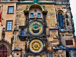 Астрономические часы Орлой – знаменитые пражские куранты