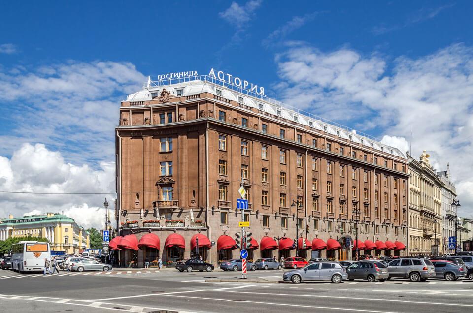 Гостиница «Астория», Санкт-Петербург