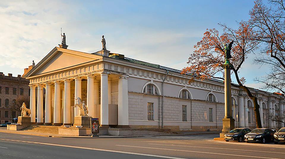 Конногвардейский манеж, Санкт-Петербург