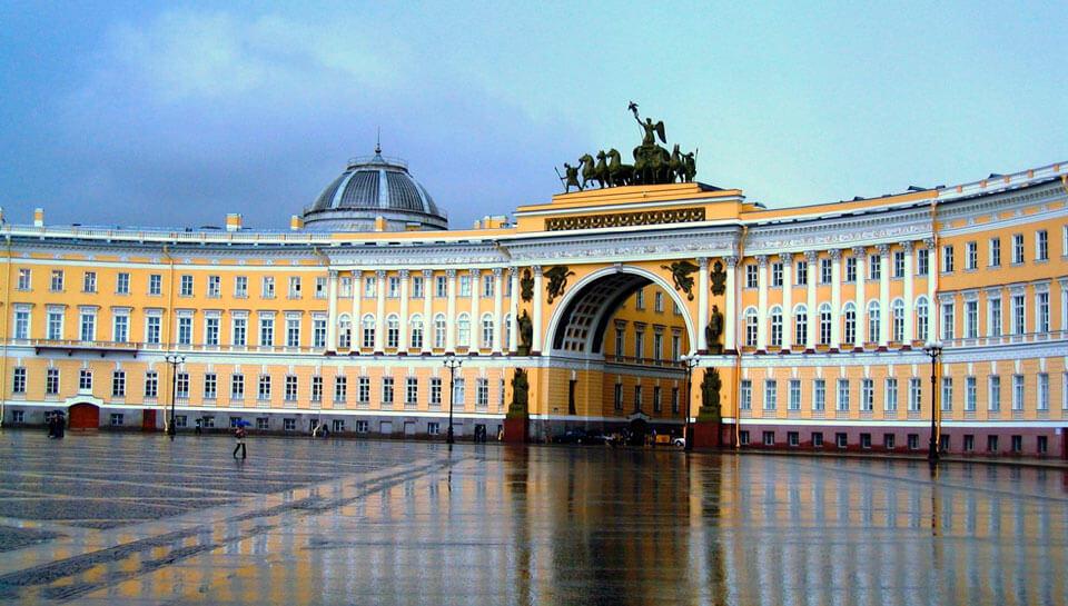 Здание Главного штаба, Санкт-Петербург