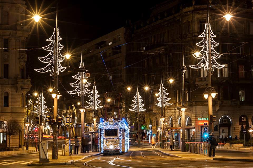 Новый год в Будапеште 2018 - цены на туры из Москвы от всех туроператоров, отзывы