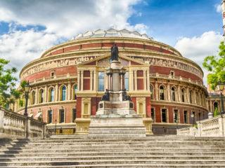 Альберт-холл в Лондоне – королевский зал искусств и наук