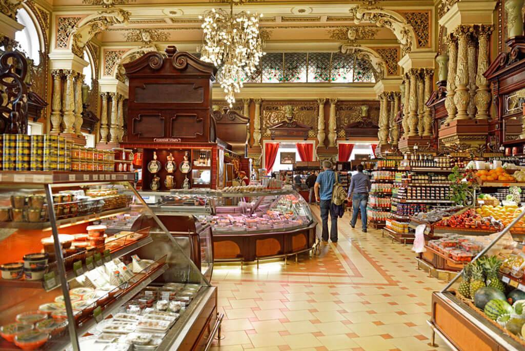 Елисеевский магазин, Москва