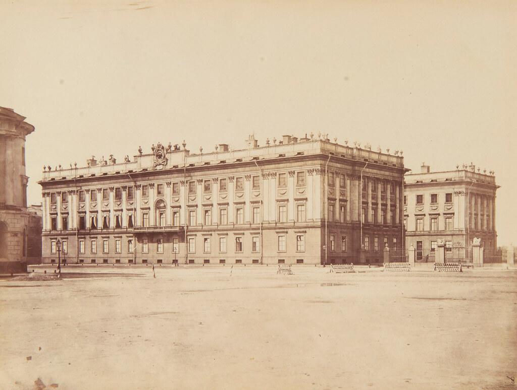 Мраморный дворец, Санкт-Петербург
