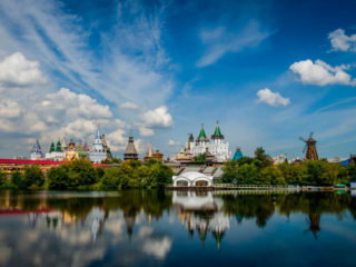 Измайловский остров в Москве