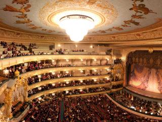 Мариинский театр – яркая жемчужина Санкт-Петербурга