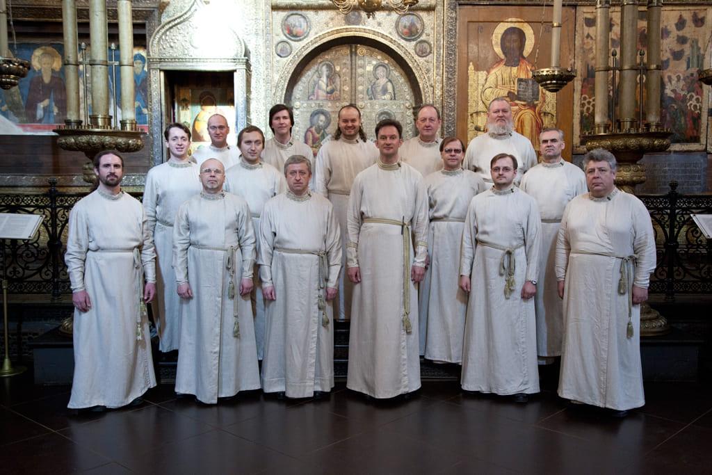 Монастырский Хор в Даниловом монастыре, Москва