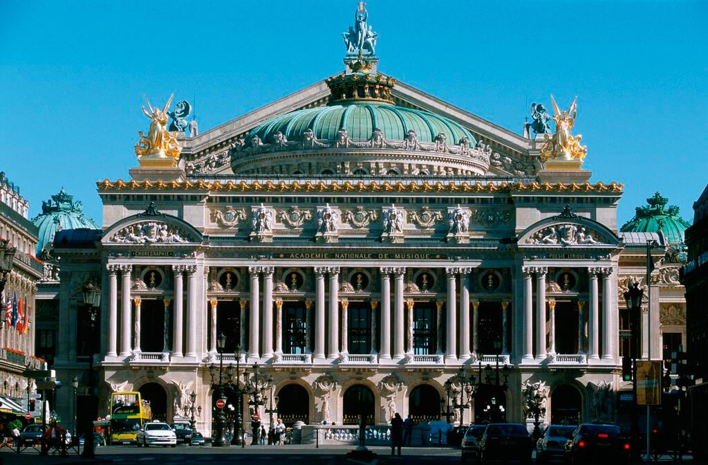Опера Гарнье, Париж