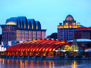 Развлекательный комплекс Resorts World Sentosa