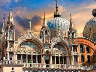 Собор Сан-Марко — храм небесного покровителя Венеции