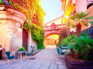 Испанская деревня в Барселоне – комплекс-музей из 117 домов