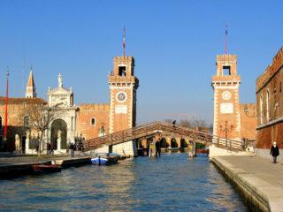Венецианский арсенал – гордость жителей города