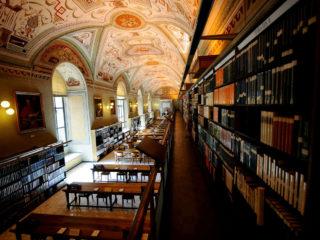 Библиотека Ватикана – что скрывает?