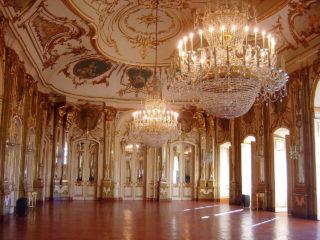 Дворец Ка' Реццонико в Венеции