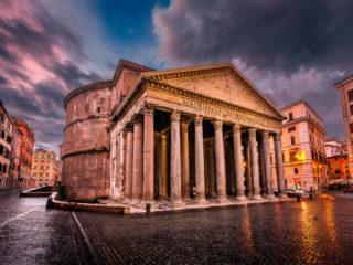 Пантеон в Риме – античный храм всех богов
