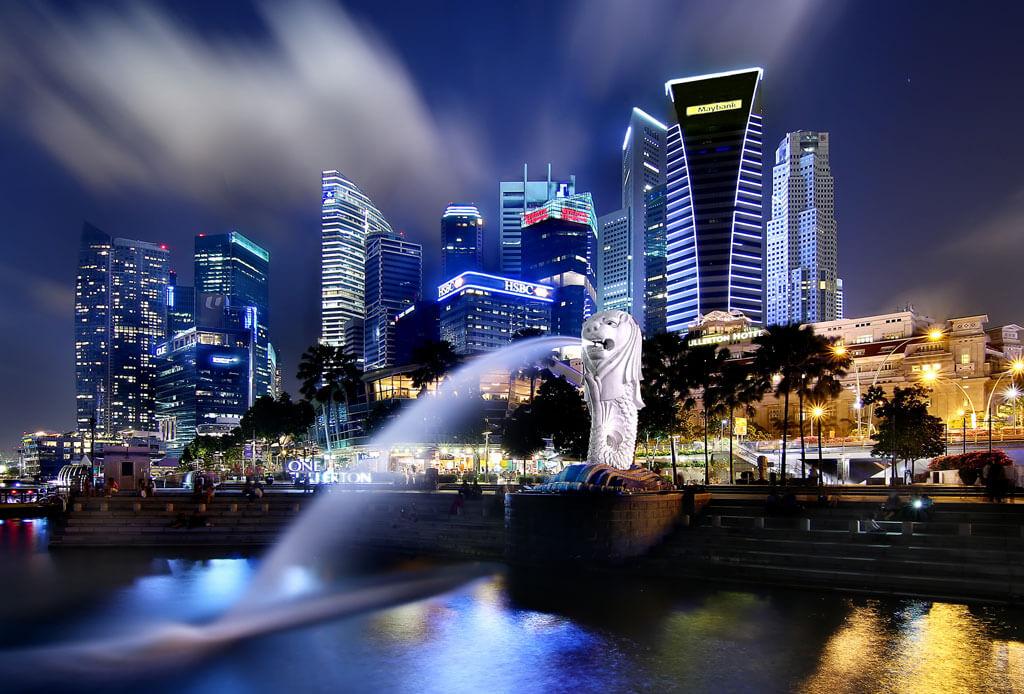 Мерлайон в Сингапуре - история, фото, описание, как добраться, карта