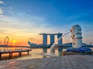 Мерлайон – сила и бесстрашие Сингапура