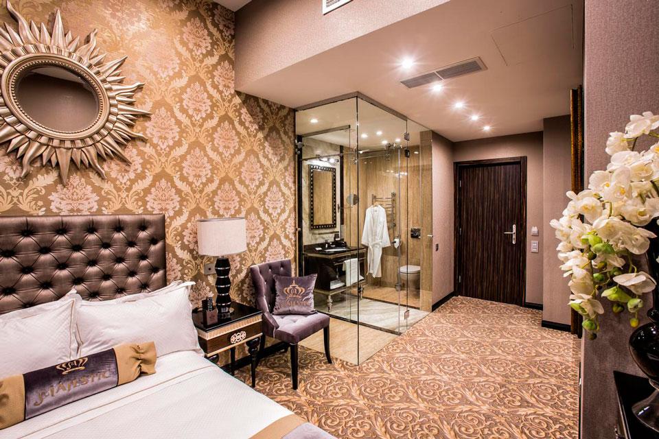 Majestic Boutique Hotel Deluxe 4*, Санкт-Петербург