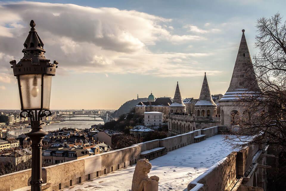 Отдых в Венгрии зимой