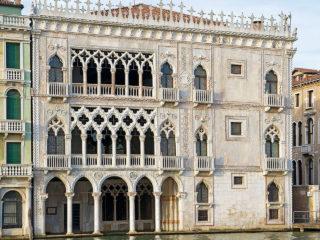 Дворец Ка'д'Оро (Ca' d'Oro) – Золотой дом в Венеции