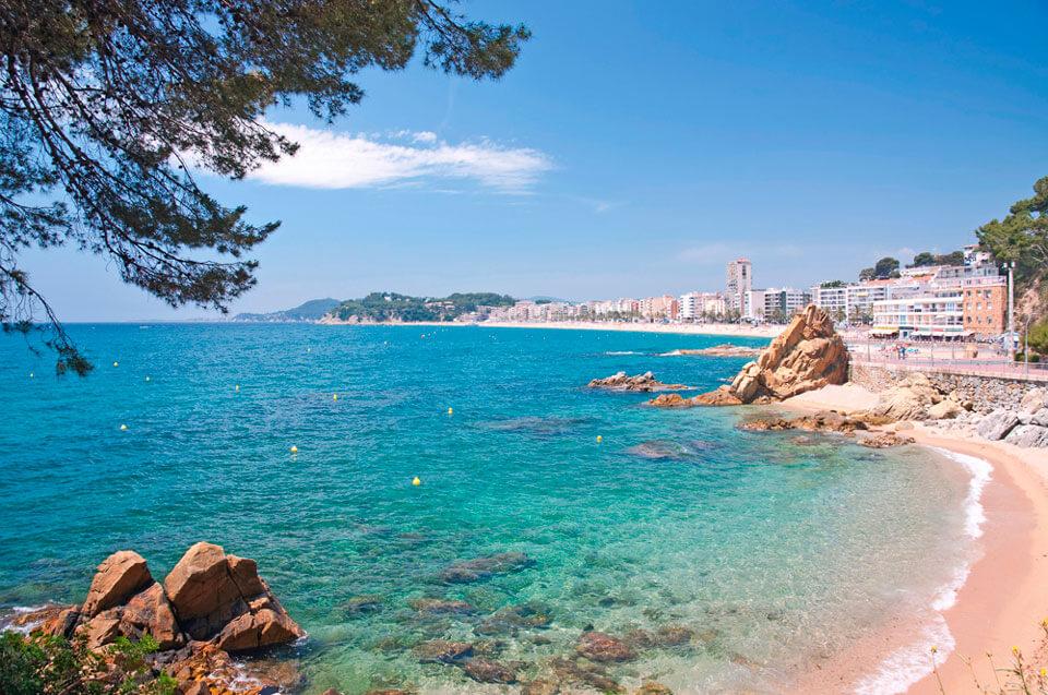 простой курорты испании на море фото продам