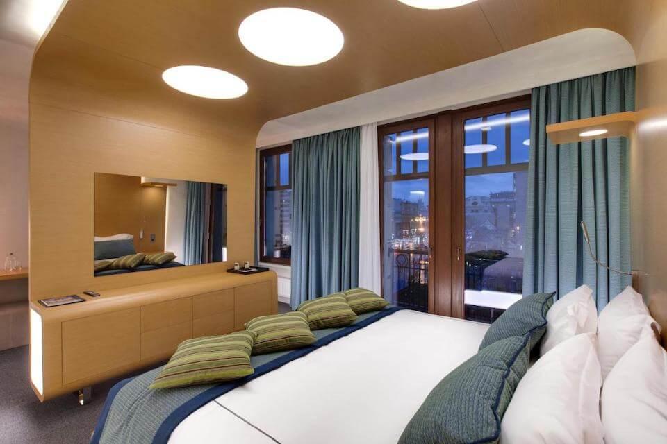 СтандАрт. A Member of Design Hotels 5*, Москва