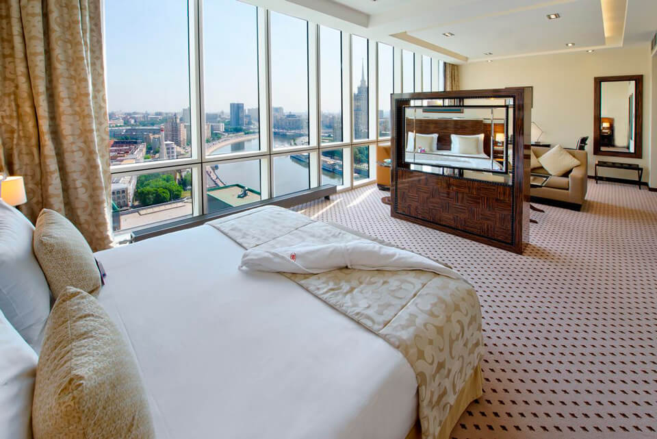 Crowne Plaza Moscow World Trade Centre 5*, Москва